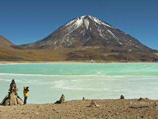 Excursão à Laguna Verde: Estamos indo para a Bolívia!